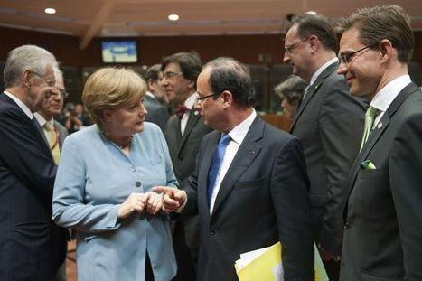 Hollande défend sa stratégie de croissance | Le programme de Mr Hollande | Scoop.it