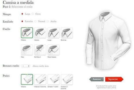 Tailor4less, diseña completamente a medida y compra tu propia ropa por Internet | Desarrollo de Apps, Softwares & Gadgets: | Scoop.it