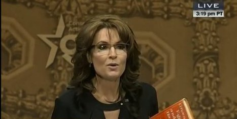 Sarah Palin's CPAC Speech Might As Well Be The Next Dr. Seuss Book | AUSTERITY & OPPRESSION SUPPORTERS  VS THE PROGRESSION Of The REST OF US | Scoop.it