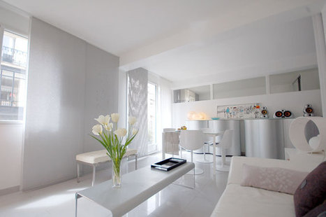 Paris Apartment Vacation Rentals: Eve offers luxury Paris vacation Rentals. | Vacation Rentals | Scoop.it