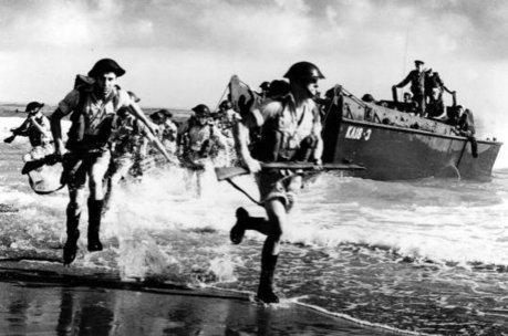 Le débarquement du 6 juin 1944 du mythe d'aujourd'hui à la réalité ... | La Normandie dans la Seconde Guerre mondiale | Scoop.it