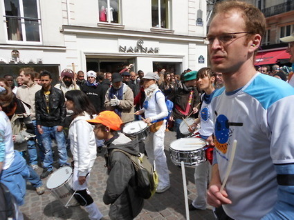 Ca tambourine... | #marchedesbanlieues -> #occupynnocents | Scoop.it