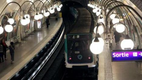 Le jour où la première ligne de métro a été ouverte | www.directmatin.fr | Les expositions universelles | Scoop.it