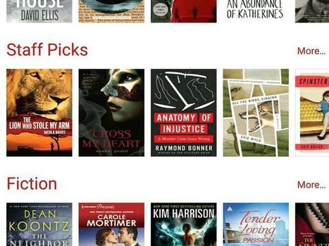 ​Download free ebooks from your local library - here's how | Ebook and Publishing | Scoop.it