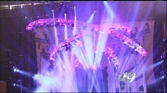 Exclusive Tour of New Dave Matthews Band Set   Kevin's Live lighting   Scoop.it