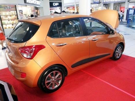 Hyundai Citycar Grand i10 2014 Resmi Diluncurkan | Tips Info Otomotif | Technogrezz | Scoop.it