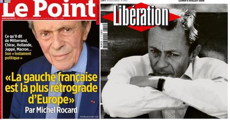 Rocard, les medias et Le Point | DocPresseESJ | Scoop.it