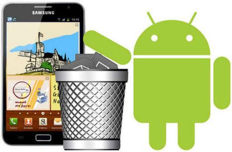Cómo recuperar fotos y archivos borrados en Android - tuexperto.com | Educacion, ecologia y TIC | Scoop.it