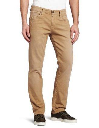***  0045313942 Mavi Mens Zach Average Rise Denim, Sand, 40/32 Mavi Sand | levi's jeans for men on sale | Scoop.it