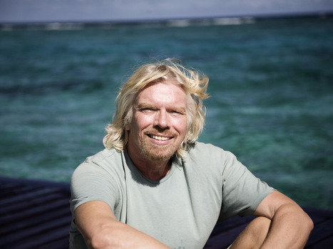 "Richard Branson: ""I was dyslexic, I had no..."" on Changemakrs.com   Inclusive Education   Scoop.it"