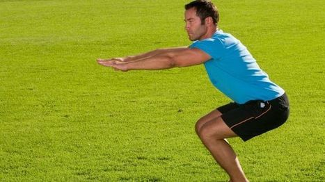 Strength, balance exercises may prevent sports injury   Sports Ethics: Harrison, J   Scoop.it