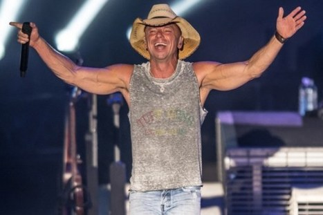 Kenny Chesney's Headed to Country Jam Colorado in 2017 | Country Music Today | Scoop.it