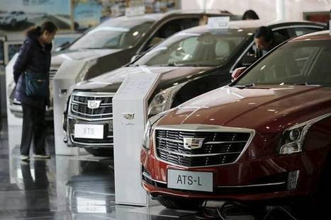 GM wants cars to talk more in China | Consumer trends in China | Scoop.it