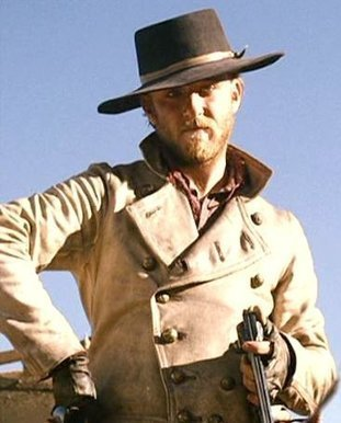 3:10 to Yuma Charlie Prince Leather Jacket | Ben Foster Jacket for Mens | Current Fashion Updates - 2015 | Scoop.it