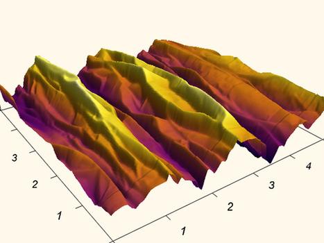 Crumpling Graphene Could Expand Its Applications - IEEE Spectrum | Naela | Scoop.it