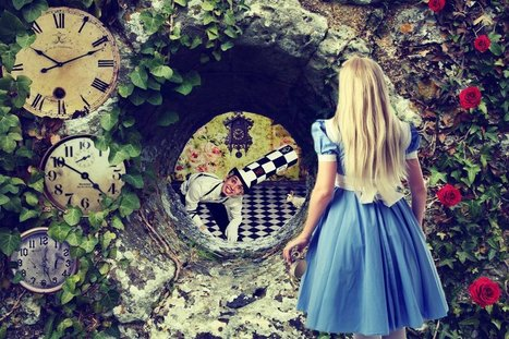 Down the Rabbit Hole: How To Turn Your Class into an Alternate Reality Game | Create: 2.0 Tools... and ESL | Scoop.it