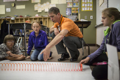 In coal country, Gillette schools test new science standards | Creatively Teaching: Arts Integration | Scoop.it