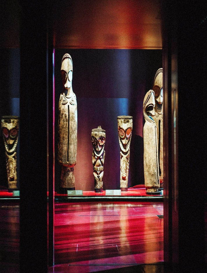 At the Quai Branly, 'Each Exhibition We Do Is a Book Telling a Story' | The New York Times | Kiosque du monde : A la une | Scoop.it