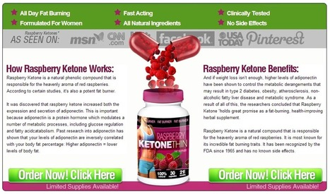Don't BUY Raspberry Ketone Thin!! Read This Review First!! | Jeffery hen | Scoop.it