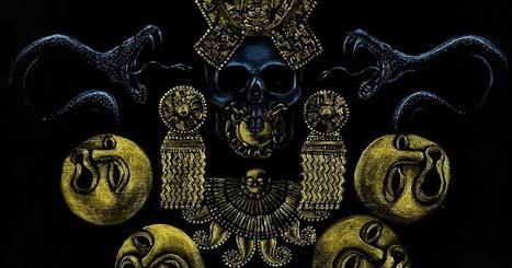 Scholomance Webzine: Extrait du premier album de Saqra's Cult | Underground Art | Scoop.it