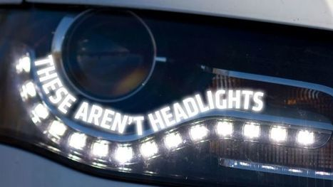 How LED Daytime Running Lights And LCD Instruments Are Making You Less Safe | Convincingly Contrarian Crumbs | Scoop.it