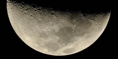 Quel âge a la Lune? Demandez à la Terre!   CDI Descartes-Montaigne infos   Scoop.it