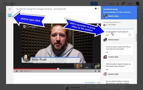 TechSmith Snagit for Google Chrome™ Beta Available Now! | Aprendiendo a Distancia | Scoop.it