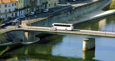 A Cahors (46), le réseau de gaz sous le pont va être sécurisé (ladepeche.fr - 05/07/2015) | Reseau Gaz | Scoop.it