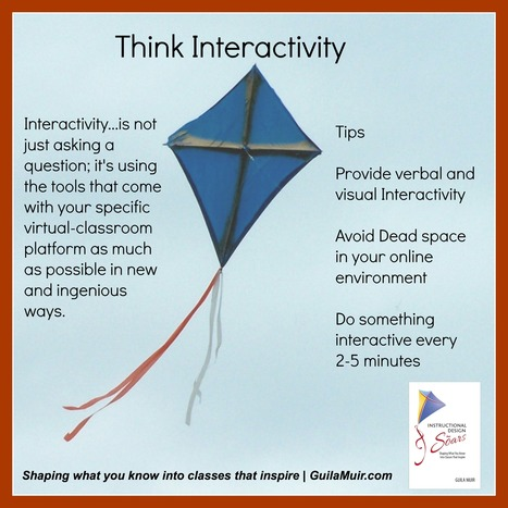 Creating a presentation? Think Interactivity! | Educational technology , Erate, Broadband and Connectivity | Scoop.it