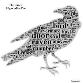 The Raven - Edgar Allan Poe ~ King Poems - Love Poems, Funny Poems, Famous Poems, Valentine Poems | Kingpoems.com | Scoop.it