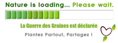 Bienvenue dans la GUERRE DES GRAINES | Nature to Share | Scoop.it