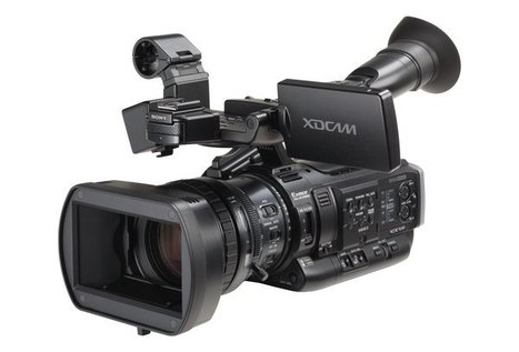 Sony Presenta su nueva cámara profesional PXW-Z100 Professional 4K | Technology | Scoop.it