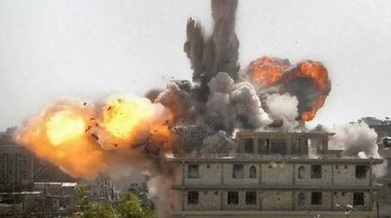 Blast, Fierce Clashes Rock Syrian Regime Aleppo Base | UNITED CRUSADERS AGAINST ISLAMIFICATION OF THE WEST | Scoop.it