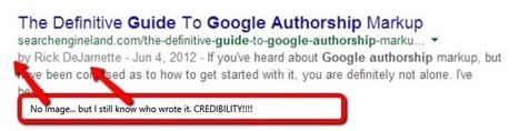 Google+ Authorship Images Live On | Online Marketing | Scoop.it