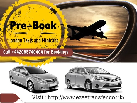 Lowest Cab Fares from Heathrow to London | Airport Transfers UK | Scoop.it