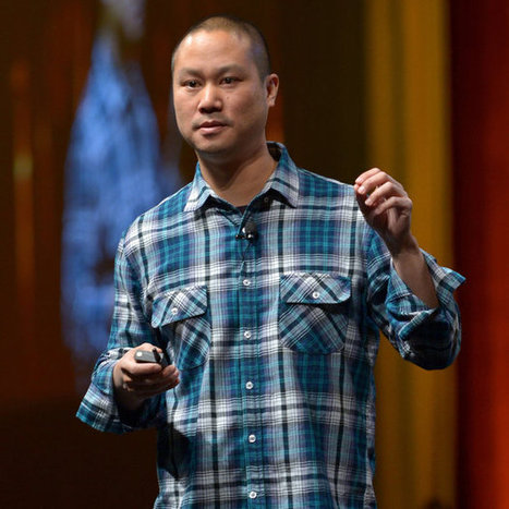Zappos CEO Tony Hsieh on the value of company culture | Mgt summer | Scoop.it