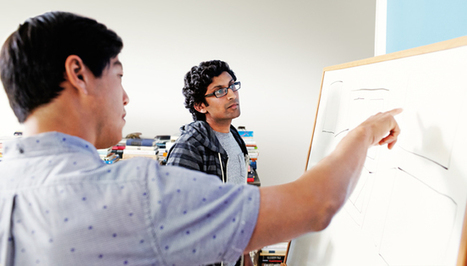 RSLN | François Taddéi : « Avec le numérique, les élèves deviennent co-auteurs des solutions de demain » | Innovation pour l'éducation : pratique et théorie | Scoop.it