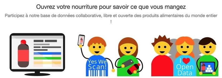 Open Food Facts. Le wikipedia de votre frigidaire - Les Outils Collaboratifs | TIC et TICE mais... en français | Scoop.it