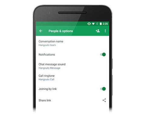 Google Hangouts ya permite unirse a grupos mediante un enlace | Las TIC en el aula de ELE | Scoop.it
