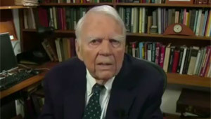 Andy Rooney Says Goodbye on Devour.com | Inspiring Stories | Scoop.it