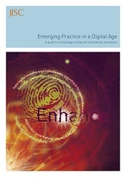 Preparing for the future: a new guide on emerging practice in a digital age : JISC | Disrupting Higher Ed | Scoop.it