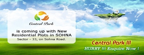 Central Park 3 Sohna Road | Property Solution | Scoop.it