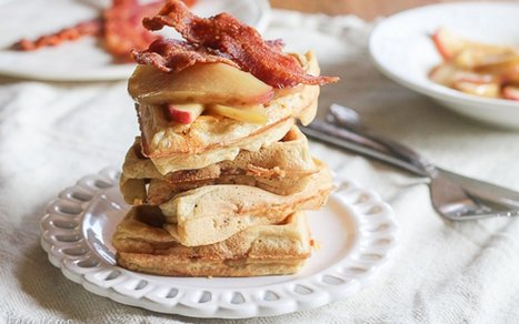 10 Waffle Recipes That Will Make You Jump Out Of Bed - Parade | ♨ Family & Food ♨ | Scoop.it