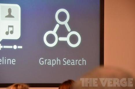 Facebook presenta Graph Search, con el que buscaremos cualquier tipo de información o conexión dentro de la red social | Redes Sociales ES | Scoop.it