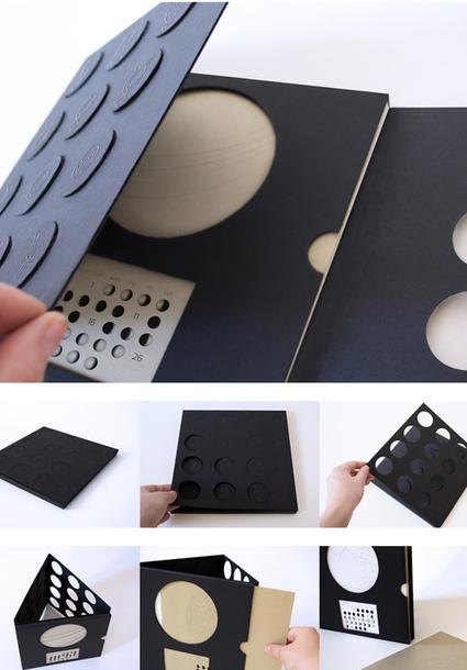 60 Unique Calendar Designs