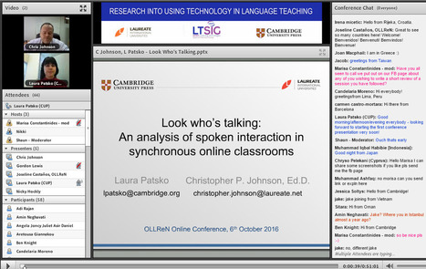 Online Language Learning Research Network: Past Events | digital study | Scoop.it