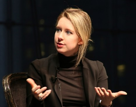From $4.5 Billion To Nothing: Forbes Revises Estimated Net Worth Of Theranos Founder Elizabeth Holmes | Rodrick's Blog | Scoop.it