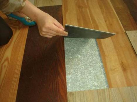 Has Your Vinyl Floor Been Damaged? Repairing Is Easy If You Follow These Steps | Vinyl Laying and Repair in Perth | Scoop.it