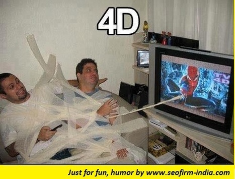 4D TV Coming Soon to Thrill you | Just for Fun and Humor | Scoop.it