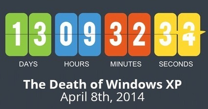 The Death of XP: Windows XP Support is ending at 08/04/2014 | Current Tech | Scoop.it